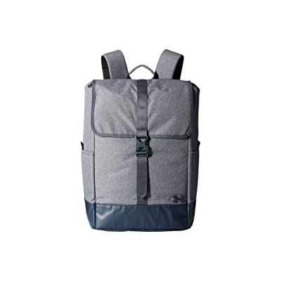 Under Armour UA Downtown Pack (Stealth Gray/Stealth Gray/Stealth Gray 2) Backpack Bags