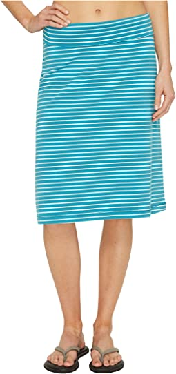 Active Essential Stripe Skirt