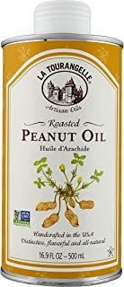 La Tourangelle, Roasted Peanut Oil, 16.9 Ounce (Packaging may Vary)