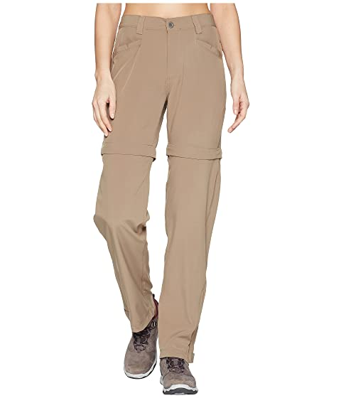 White Sierra Mt. Tamalpais Stretch Convertible Pants Bark Cheap Sale Best Cheap Sale Largest Supplier Ny6GEdcpoV