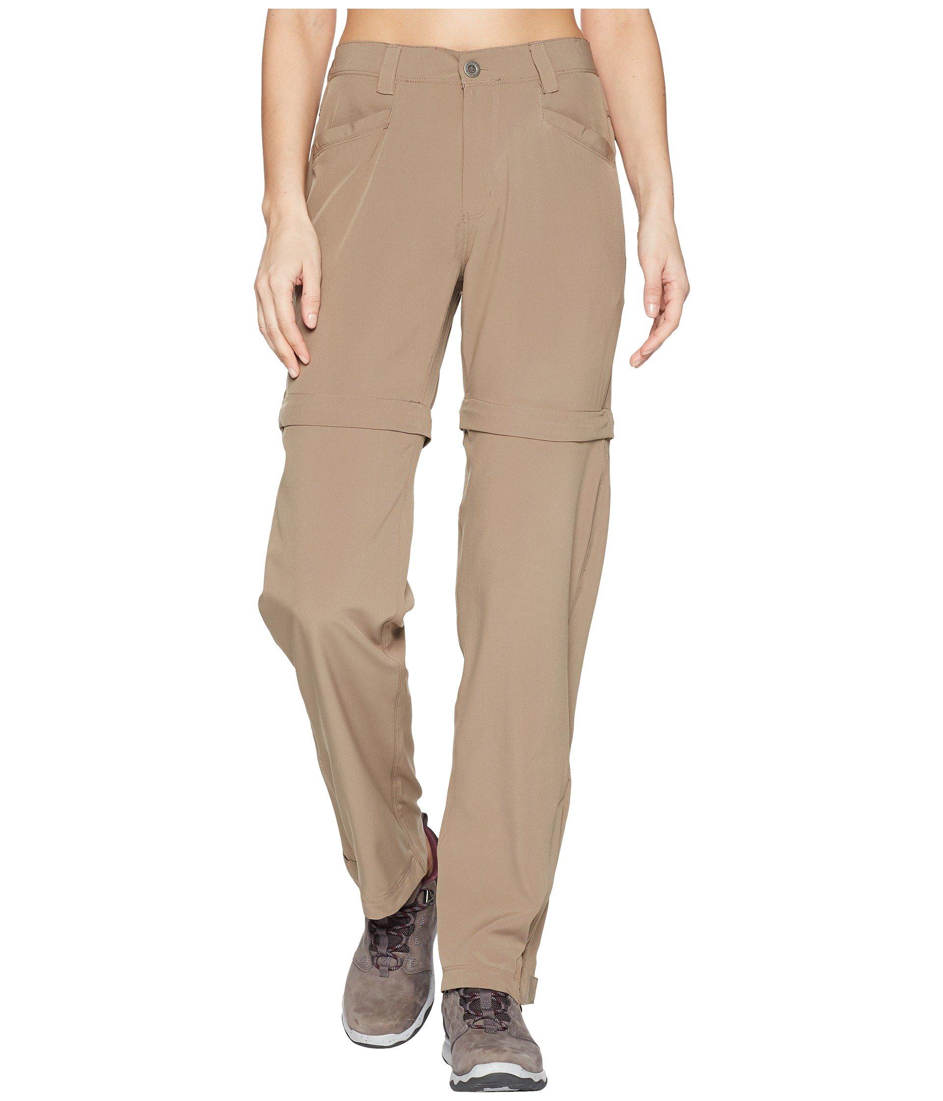Pantalón para Mujer White Sierra Mt. Tamalpais Stretch Convertible Pants  + White Sierra en VeoyCompro.net