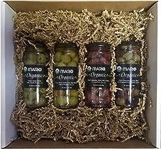 Mario Camacho Olive Gift Box, 6.25 oz, (Pack of 4)