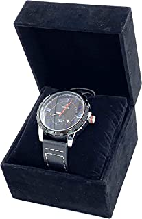SANEESI Casual Watch For Men Analog Leather - MNW202019