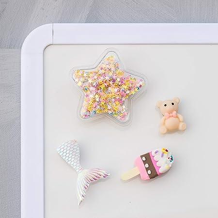 Refrigerator Locker Fridge Colorful Fridge Magnet Rainbow Ice Cream Magnet Cute Magnet Small Gift for Girl