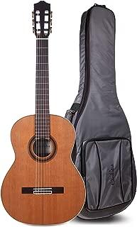 Cordoba Iberia Series F7 Paco Flamenco Guitar and Classical Guitar Gig Bag Bundle