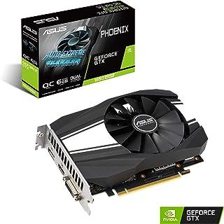 ASUS NVIDIA GeForce GTX 1660S 搭載 シングルファンモデル 6G PH-GTX1660S-O6G