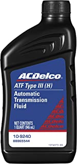 Best 2002 saturn sl2 transmission fluid type Reviews