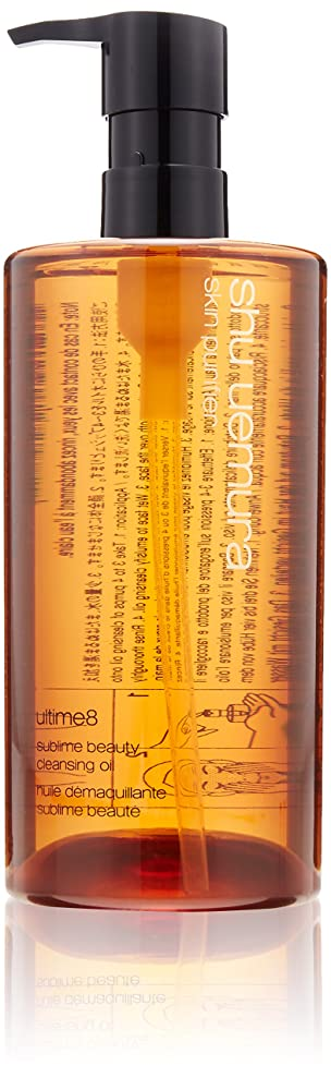 トマト加速度シネウィシュウウエムラ アルティム8 スブリム ビューティクレンジングオイル 450ml
