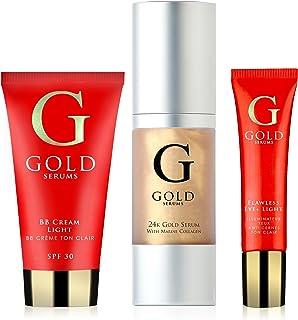 Gold Sérums GSLIGHTKIT - Kit, tono de piel claro