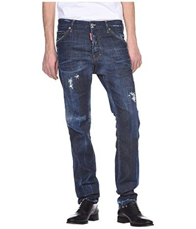 DSQUARED2 Perfecto Wash Cool Guy Jeans in Blue (Blue) Men