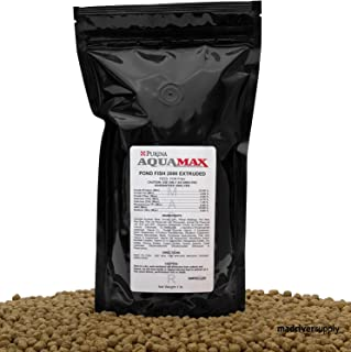 Purina Mills Aquamax Pond Fish 2000, 32 Percent Protein, 5/16
