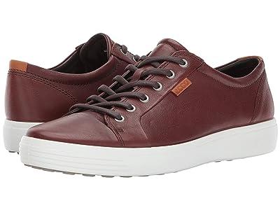 ECCO Soft 7 Sneaker (Whisky) Men