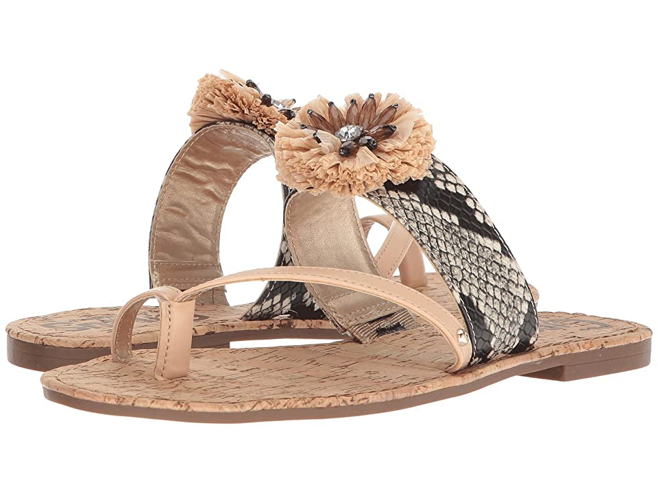 Circus by Sam Edelman Barbara (Cashmere/Natural Naked Amazon Python/Smooth Atanado Veg) Women
