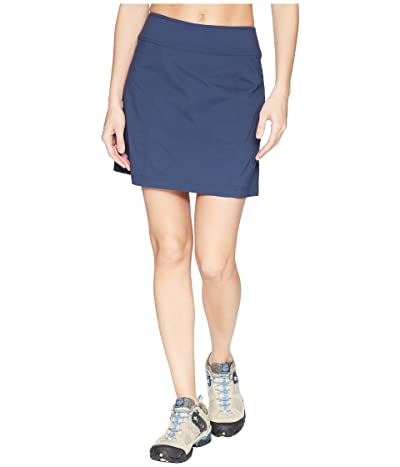 Royal Robbins Discovery Skort (Deep Blue) Women