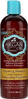 HASK Argan Oil Repairing Shampoo, 355 milliliters