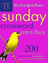 ny times sunday crossword books