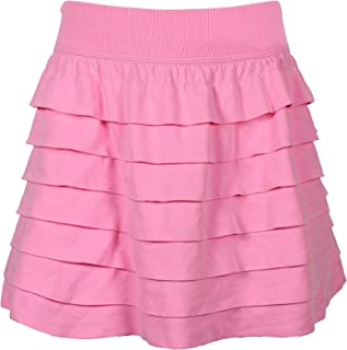 Crush Girls Seamless Skater Skirt with Inner Shorts