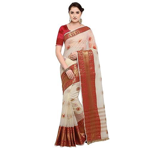 010ca5b30 Banarasi Silk Cotton Saree  Buy Banarasi Silk Cotton Saree Online at ...