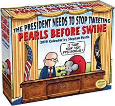 Pearls Before Swine 2019 Day-to-Day Calendar: The President Needs to Stop Tweeting