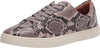 Frye Women's Ivy Low Lace Sneaker, Grey Multi, 9