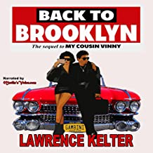 Back to Brooklyn: My Cousin Vinny Series, Book 1