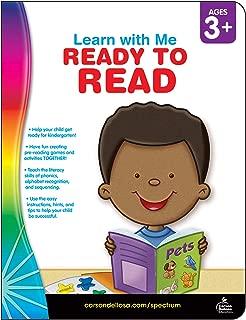 Ready to Read, Grades Preschool - K (Learn with Me)