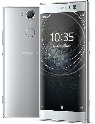 Sony Xperia XA2teléfono desbloqueado de fábrica-visualización de 13.2cm-32GB (garantía de Estados Unidos), Plateado
