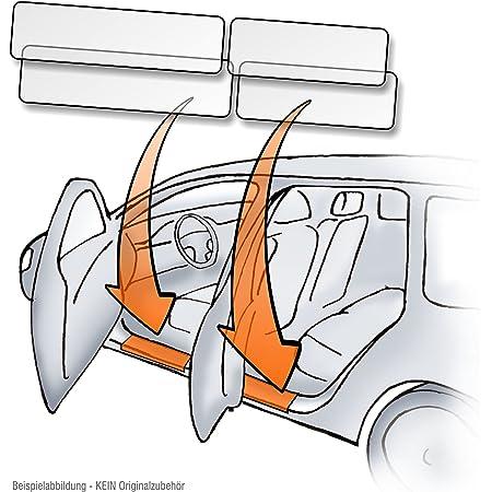 Lackschutzfolie Für Einstiegsleisten Türeinstiege Passend Für Modell Siehe Beschreibung In Transparent 150µm Auto