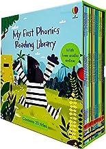 Usborne Phonics Readers 20 Books Collection Box Set (Usborne Phonics Readers 20 Books Collection Box Set)