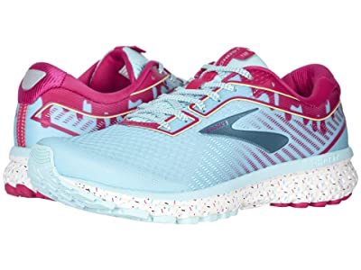 Brooks Zappos 20th x Ghost 12 (Turquoise/Beetroot/White) Women