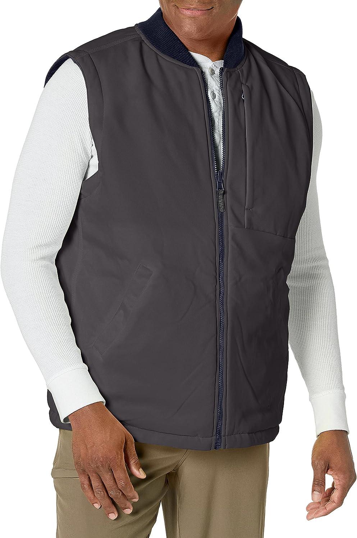 AquaGuard Men's Dockside Interactive Reversible Freezer Vest