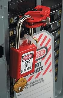 Panduit PSL-CBNT No Tool Universal Circuit Breaker Lockout Device