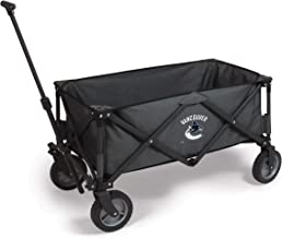 NHL Vancouver Canucks Collapsible Folding Adventure Wagon