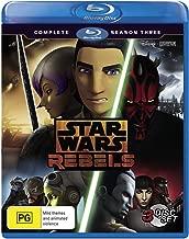 Star Wars Rebels Season 3 | Animated | NON-USA Format | Region B Australia