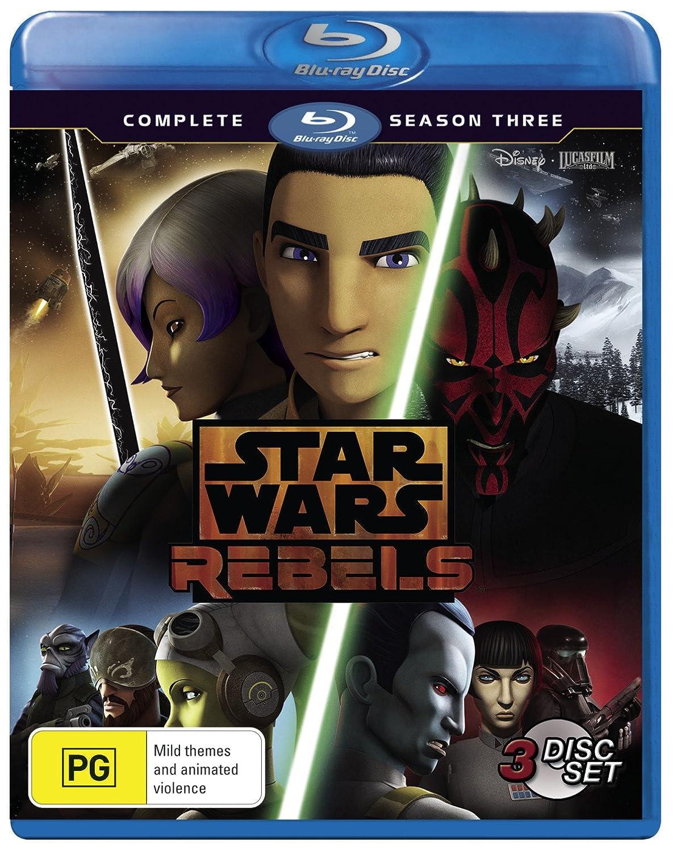 Star Wars Large-scale sale Rebels 3 Season : Choice