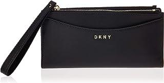 DKNY WALLET R035KH57 BGD - BLK/GOLD