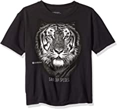 The Mountain Big Wildlife Protection, Save The Tiger Kid's T-Shirt