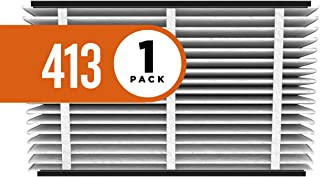 Aprilaire 413 Replacement Air Filter for Aprilaire Whole Home Air Purifiers, Healthy Home Allergy Filter, MERV 13 (Pack of 1)