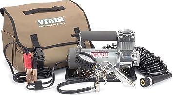 VIAIR - 40045 400P-Automatic Function Portable Compressor , Silver: image