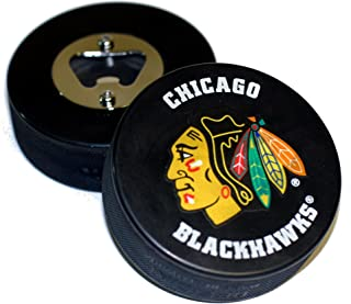 blackhawks bottle opener