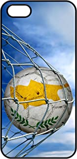 Case for iPhone 5 5S SE - Flag of Cyprus - Soccer