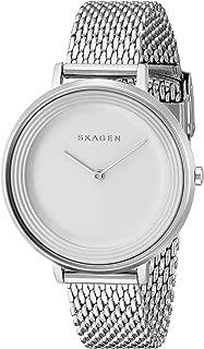 Skagen Women's SKW2332 Analog Display Analog Quartz Silver Watch
