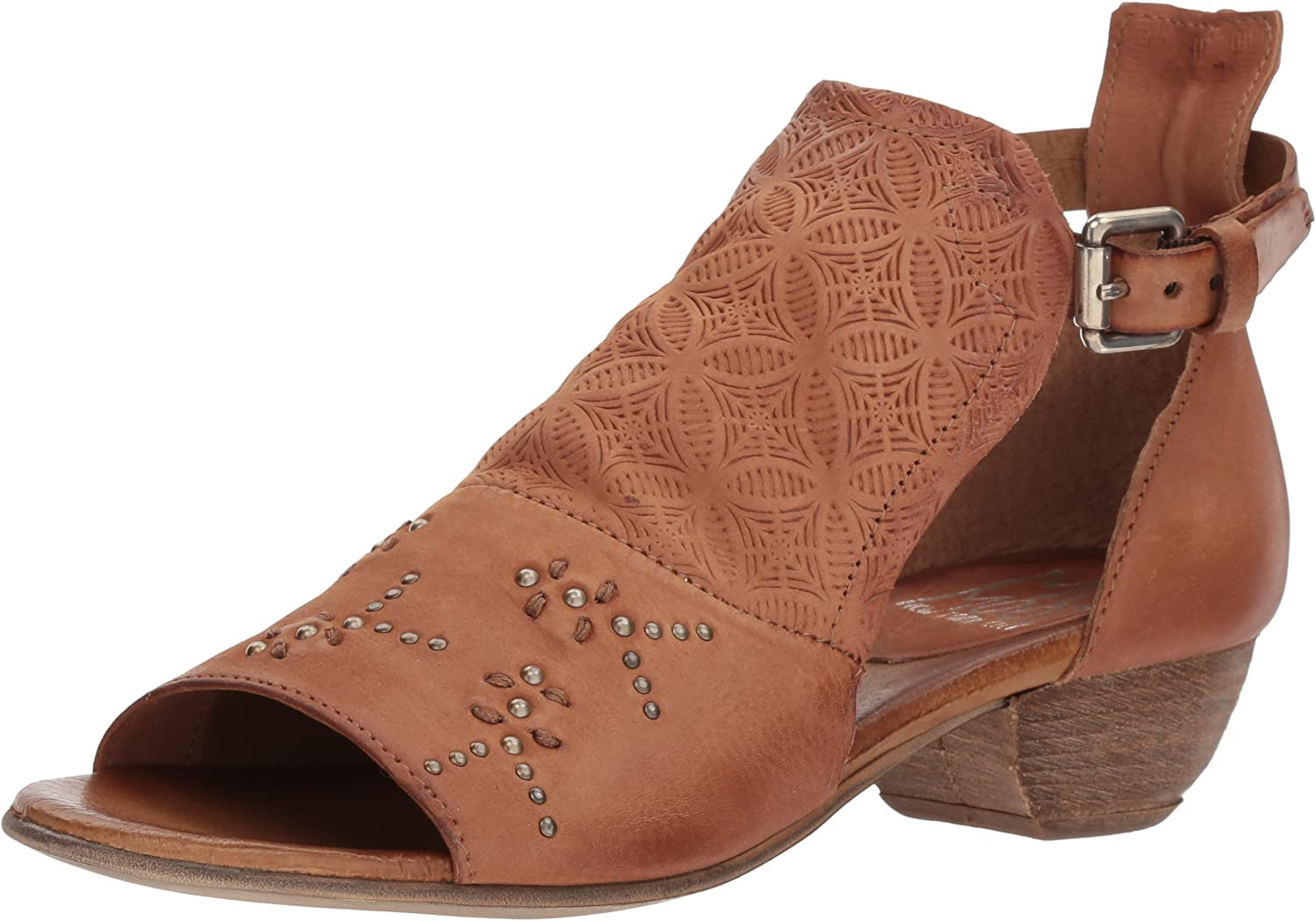 Miz Mooz Womens Carey Heeled Sandal