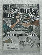 Nick Foles - Philadelphia Eagles - Sports Illustrated - December 16, 2013 - Regional Cover - BCS Championship Preview - SI