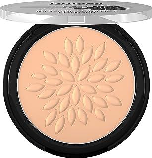lavera Maquillaje polvo compacto mineral -Honey 03- vegano - cosméticos naturales 100% certificados - make up- 7 gr