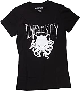 Best tentacle kitty shirt Reviews