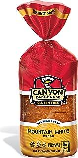 Canyon Bakehouse, Mountain White Bread, Gluten-Free, 18 oz (Frozen)