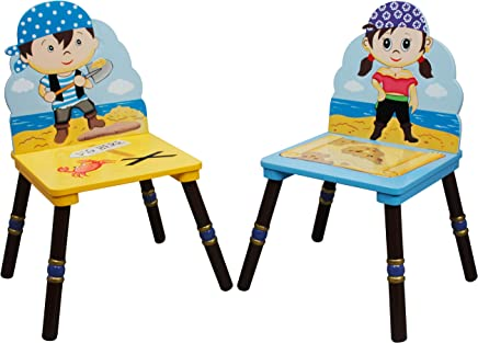 Fantasy Fields - Pirates Island Set of 2 Chairs -B