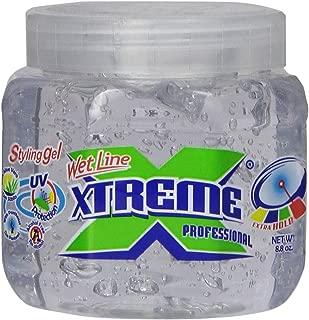 Wet Line Xtreme Gel Clear, 8.8 oz