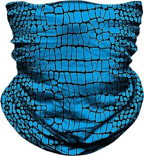 Neck Gaiter Fishing Mask Bandana Sun Wind Dust Protection UV UPF 50+ Headwear Balaclava Magic Scarf for Men